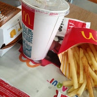 Photo taken at McDonald's by Tamires R. on 2/9/2013