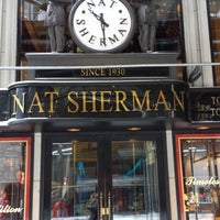 Photo taken at Nat Sherman Townhouse by Barry M. on 1/3/2014