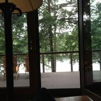 Photo taken at Long Lake by Stephanie E. on 7/24/2013