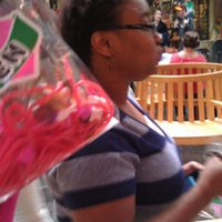 Photo taken at Concord Mills Food Court by Chante H. on 5/4/2013