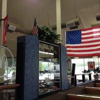 Photo taken at Charlton Service Plaza (Westbound) by Olga on 7/3/2014