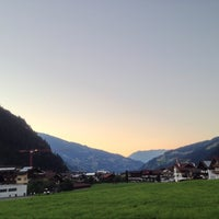 Photo taken at Mayrhofen by Jeroen T. on 6/24/2016