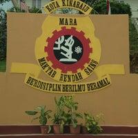 Photo taken at Maktab Rendah Sains MARA by Qaisara D. on 4/20/2013