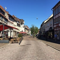 Photo taken at Lange Straße by Andreas S. on 8/25/2016