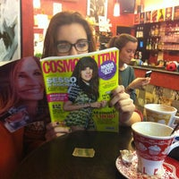 Photo taken at Bar Oasis Cafè by Giulia R. on 2/2/2013