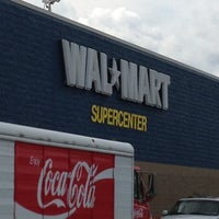 Photo taken at Walmart Supercenter by CanceledAccount P. on 6/26/2013