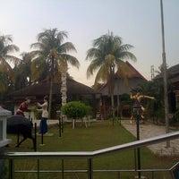 Photo taken at Anjungan Sumatera Utara by Susan T. on 10/21/2013