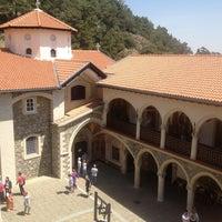 Photo taken at Kykkos Monastery by Маня on 5/3/2013