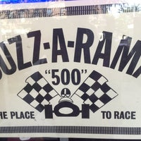 Photo taken at Buzz-a-Rama 500 by Nate F. on 6/13/2015