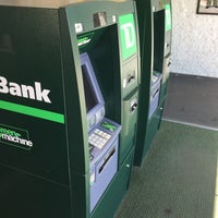 Photo taken at TD Bank by Nate F. on 9/17/2015