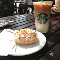 Photo taken at Starbucks by wiktoria r. on 5/6/2013