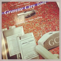 Photo taken at Granite City Tool by Granite City Tool C. on 1/30/2013