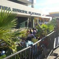 Photo taken at Prefeitura Municipal de Petrolina by Wellington T. on 7/30/2013
