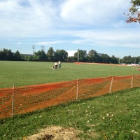 Photo taken at East Freehold Park & Showgrounds by Ching Y. on 9/28/2014