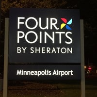 Photo taken at Four Points by Sheraton Minneapolis Airport by Ching Y. on 8/26/2016