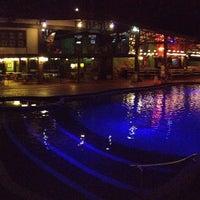 Photo taken at Termas de Jurema Resort Hotel by Marcos S. on 3/1/2013