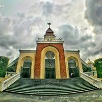 Photo taken at Santuario de San Vicente de Paul by Arisu Shen (. on 9/4/2016