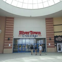 Photo taken at RiverTown Crossings Mall by Jacob D. on 5/6/2013