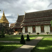 Photo taken at Wat Chiang Man by Johan S. on 9/3/2016
