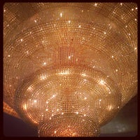 Photo taken at Bleau Bar @ Fontainebleau by Luz S. on 3/31/2013