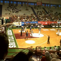 Photo taken at Sritex Arena by Yani M. on 3/10/2013
