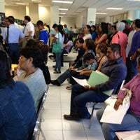 Photo taken at Subdelegación Hidalgo IMSS by Agenda P. on 4/29/2013