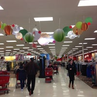 Photo taken at Target by Tom S. on 11/29/2013
