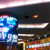 Photo taken at CGV Suwon by K 늑. on 7/27/2013