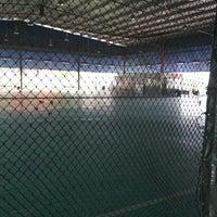 Photo taken at Galaxy Futsal Bangi by Norzehan S. on 5/26/2013
