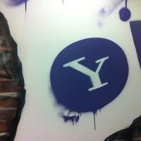 Photo taken at Yahoo! UK by Oli T. on 3/12/2013