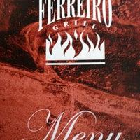 Photo taken at Ferreiro Grill by Leo K. on 3/17/2013