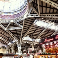 Photo taken at Mercat Central by Jaime S. on 2/9/2013