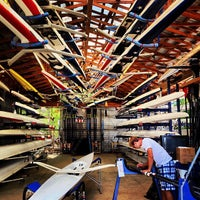 Photo taken at Texas Rowing Center by Matthew E. on 8/30/2013