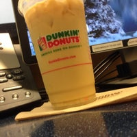 Photo taken at Dunkin Donuts by Yvonne R. on 1/3/2015