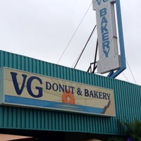 Photo taken at V.G. Donut & Bakery by Susie P. on 7/26/2013