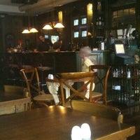 Photo taken at Cafe La Vie by Gizem T. on 5/14/2013
