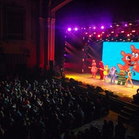 Photo taken at Plaza Theatre by Visit E. on 3/12/2013