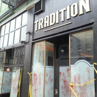 Photo taken at Tradition by Doug D. on 11/1/2012