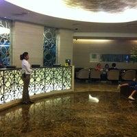 Photo taken at Hotel Jen by Adam A. on 2/12/2013
