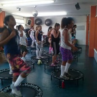 Photo taken at Academia Total Gym by Fabio M. on 2/22/2013