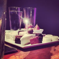 Photo taken at The Melting Pot by Elle M. on 1/18/2013
