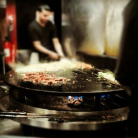 Photo taken at The Mongolian Barbeque by Sam M. on 2/7/2013
