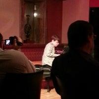 Photo taken at The Jazz Room at The Kitano by Sang Yoon L. on 2/19/2013