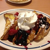 Photo taken at IHOP by Justina J. on 2/25/2013