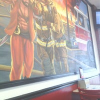 Photo taken at Firehouse Subs by Lisa. on 10/22/2013