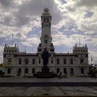 Photo taken at Puerto de Veracruz by Josh M. on 11/23/2012