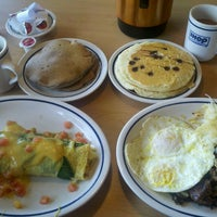 Photo taken at IHOP by Tony T. on 12/24/2012