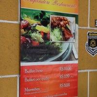 Photo taken at Tempeadori Restaurante by Fabiam F. on 12/23/2014