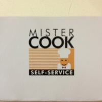 Photo taken at Mister Cook by Bianca S. on 5/11/2013