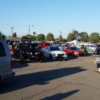 Photo taken at La Habra High School by George S. on 9/13/2014